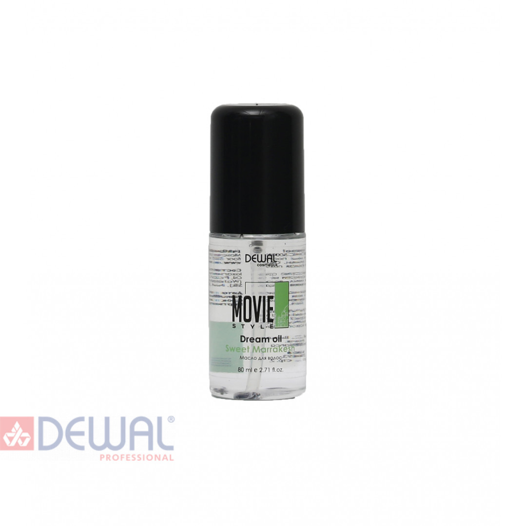 Масло для волос Movie Style Dream Oil Sweet Marrakesh, 80 мл DEWAL Cosmetics DC50003