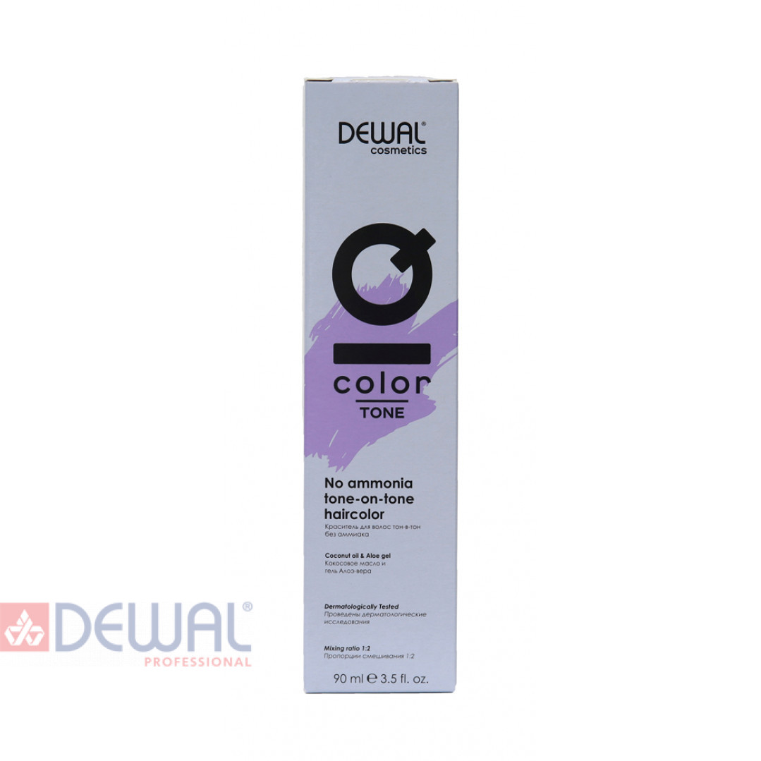 5.38 Краситель тон-в-тон IQ COLOR TONE, 90 мл DEWAL Cosmetics DC5.38T