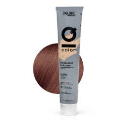 6.4 Краситель перманентный IQ COLOR, 90 мл DEWAL Cosmetics DC6.4