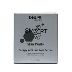 Энергетический лосьон против выпадения волос SMARTCARE Skin Purity Energy Anti Hair Loss Serum 10*12 DEWAL Cosmetics DCB20301