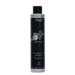 Тонизирующий шампунь для волос и тела SMART CARE Skin Purity Tonic Shampoo Hair & Body DEWAL Cosmetics DCB20302