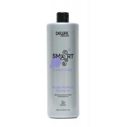 Шампунь для светлых волос SMART CARE Protect Color Blonde Platinum Shampoo DEWAL Cosmetics DCC20107
