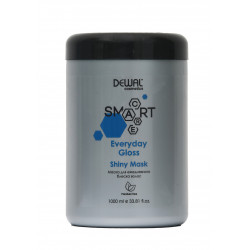 Маска для лишенных блеска волос SMART CARE Everyday Gloss Shiny Mask DEWAL Cosmetics DCS20005