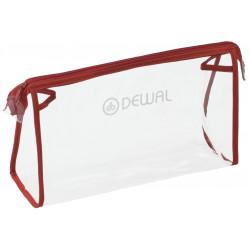 Косметичка прозрачная DEWAL GS-P002-2