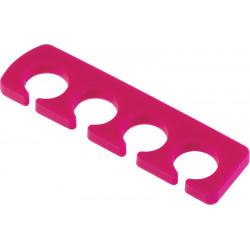 Разделители для пальцев силиконовые, розовые (2 шт/упак) DEWAL GTS-02