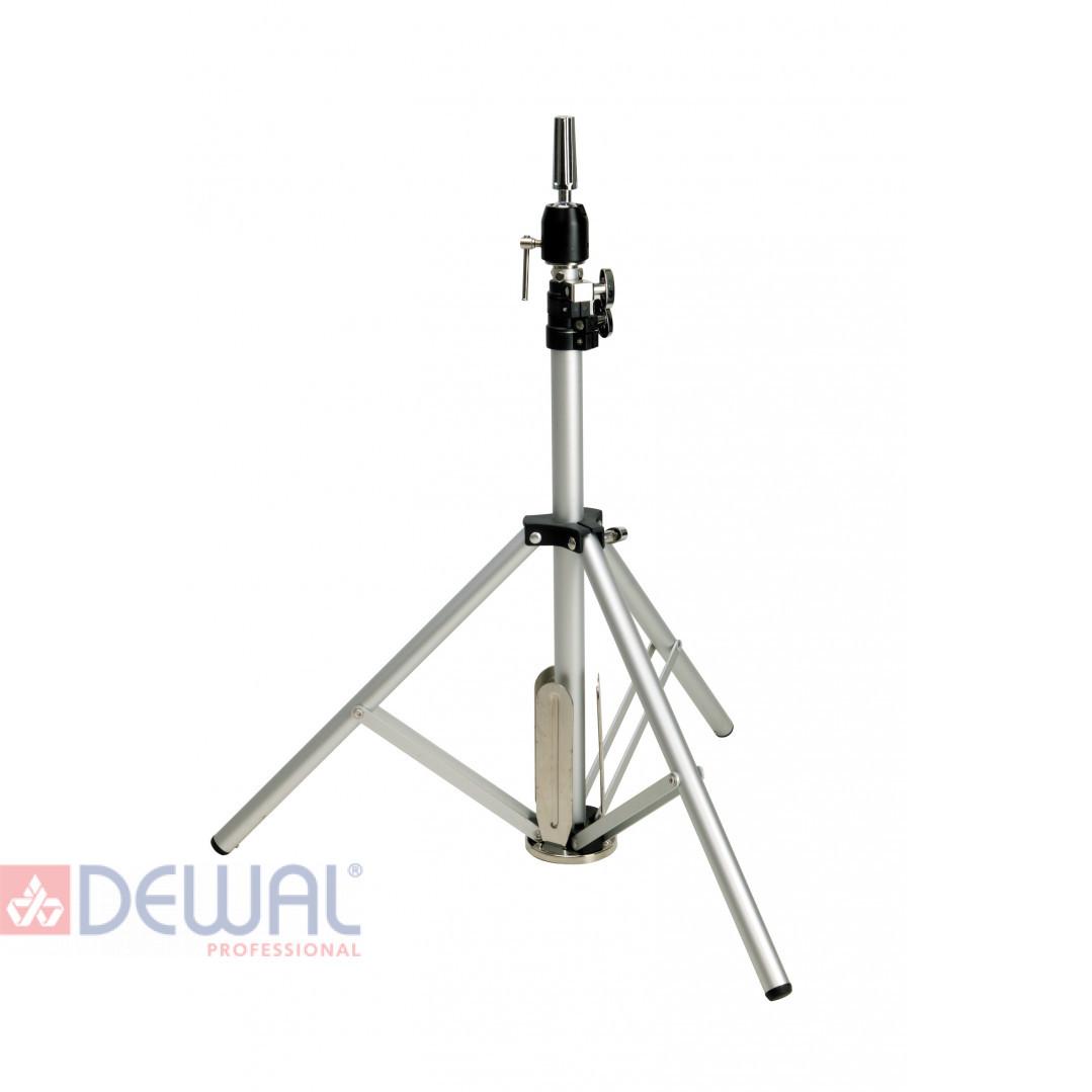 Штатив (тренога) напольный для головы-манекена DEWAL H-0994A