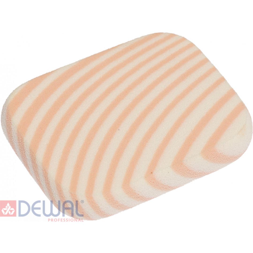 Губка для нанесения макияжа (2 шт) DEWAL BEAUTY HM-3950A