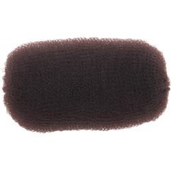 Валик для прически коричневый 12 см DEWAL HO-5114 Brown