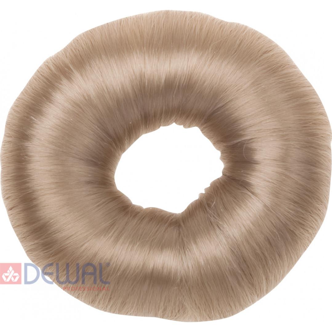 Валик для прически блондин 8 см DEWAL HO-5115 Blond