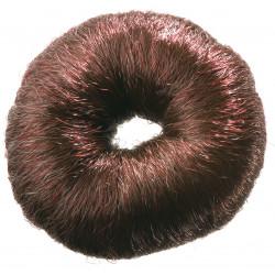 Валик для прически коричневый 8 см DEWAL HO-5115 Brown