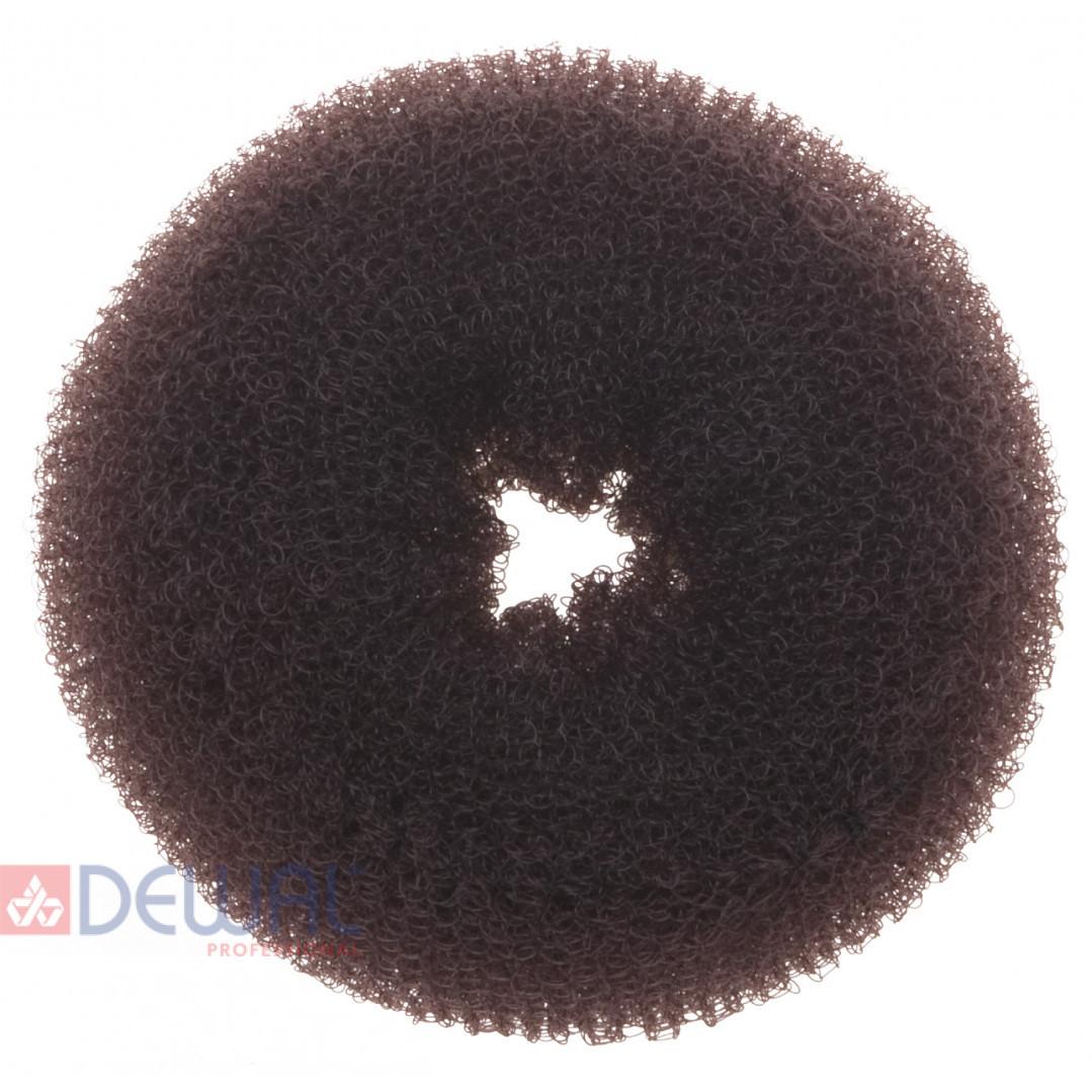 Валик для прически коричневый 8 см DEWAL HO-5321S/10 Brown