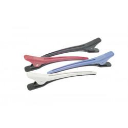 Зажим пластмассовый, 12,4 см (4 шт.) DEWAL JB0022