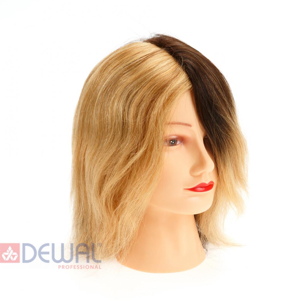 Голова-манекен учебная (4 цвета) для парикмахеров DEWAL M-8000AD