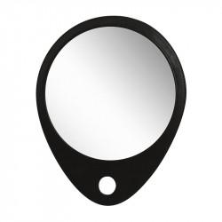 Зеркало заднего вида BARBER STYLE (30,5 х 25 см) DEWAL MR-949 black