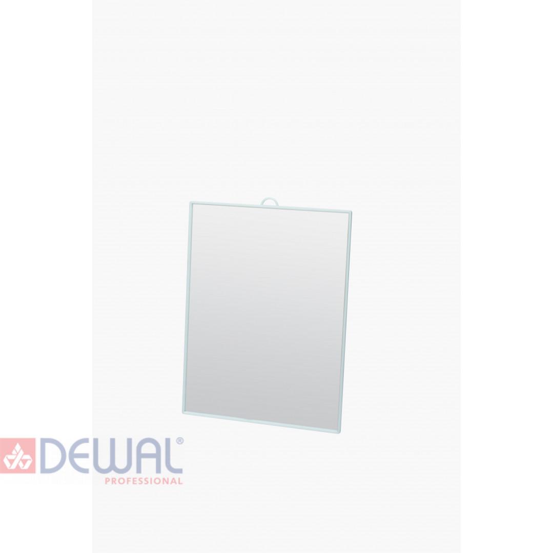Зеркало одностороннее настольное на пластиковой подставке DEWAL BEAUTY MR27