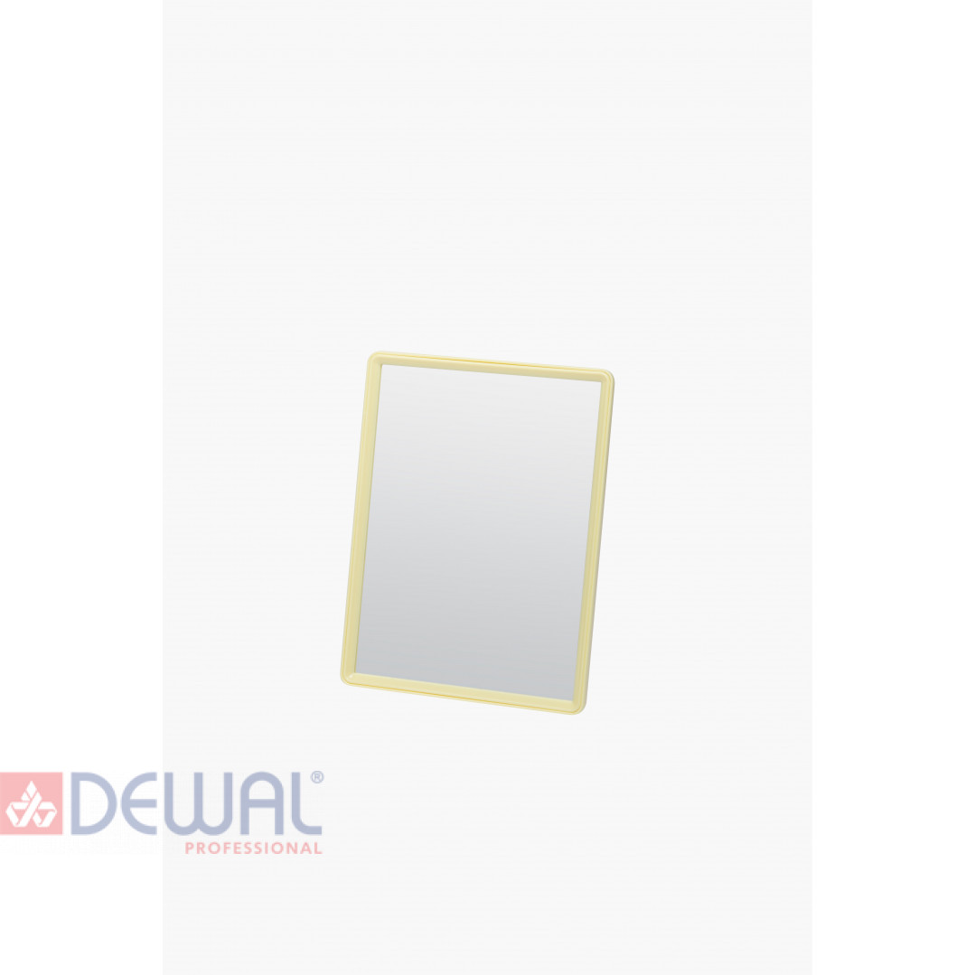 Зеркало одностороннее настольное на пластиковой подставке DEWAL BEAUTY MR28