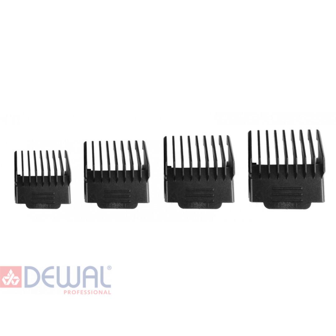 Набор насадок для машинки 03-817 DEWAL N-817