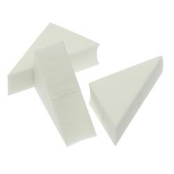 Губка макияжная треугольная (8 шт) DEWAL N23