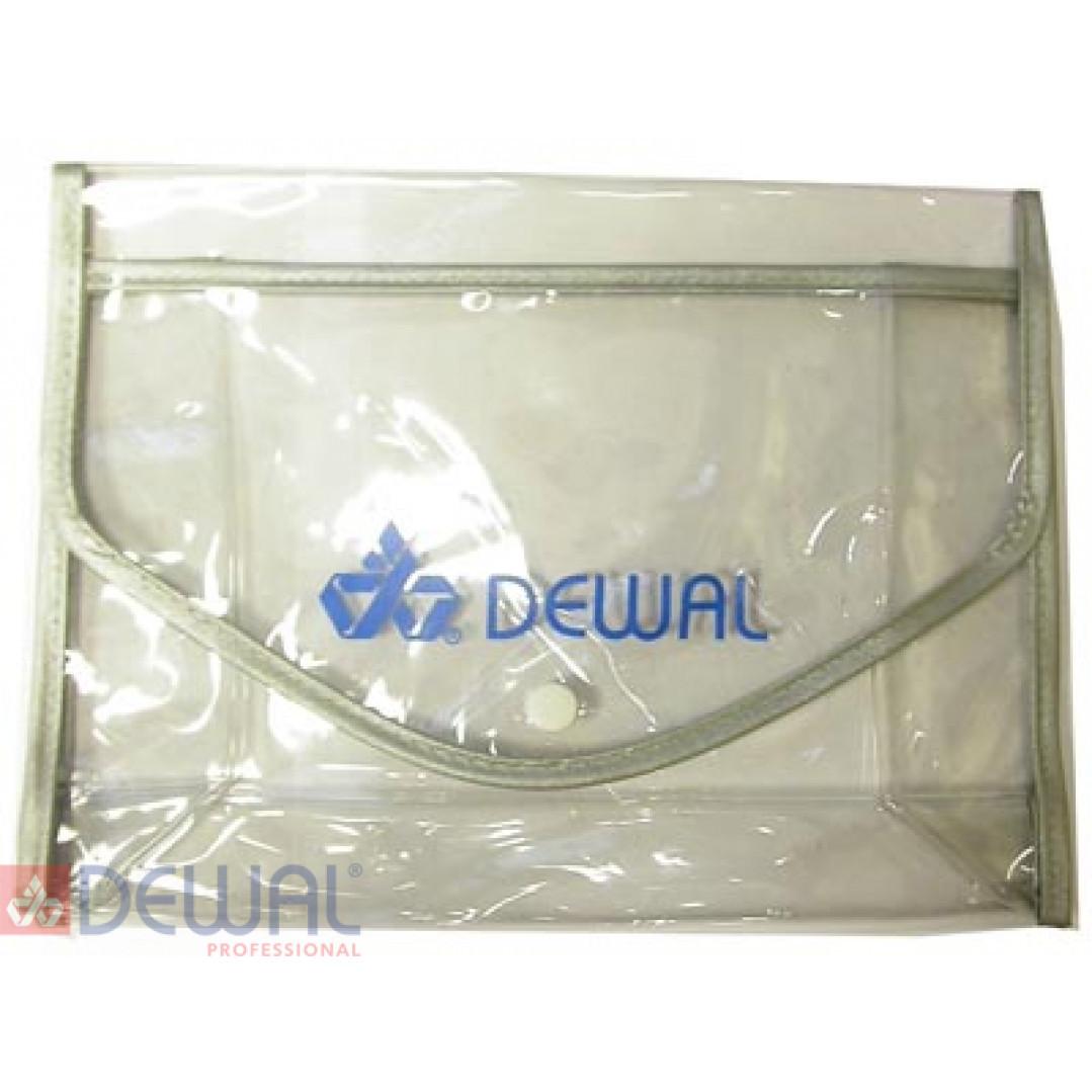 Косметичка прозрачная DEWAL P004