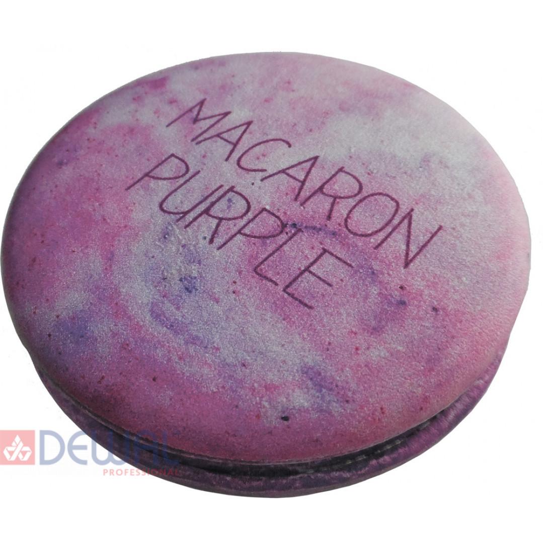 Зеркало карманное круглое Макарони DEWAL BEAUTY PMP-2621