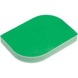 Брусок полировочный мягкий 2 в 1 (400/1200 гр) DEWAL BEAUTY QSB-08G