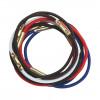 Резинки для волос цветные, midi (10 шт) DEWAL RE023