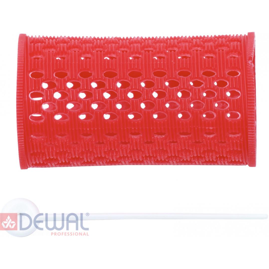Бигуди пластиковые d 38 мм (12 шт) DEWAL RMHR1