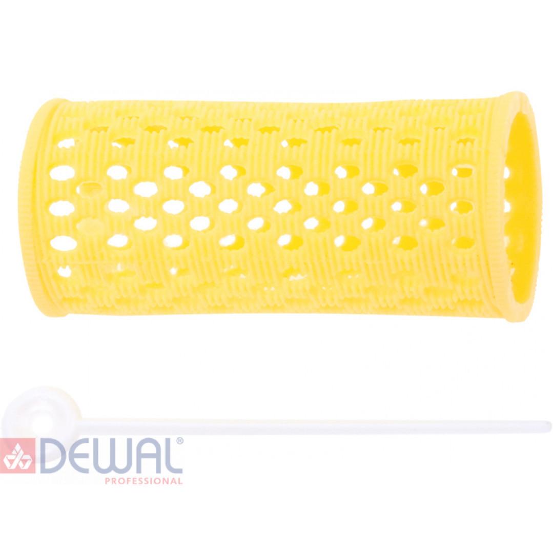 Бигуди пластиковые d 32 мм (12 шт) DEWAL RMHR2