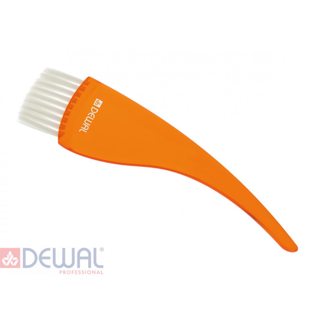 Кисть для окрашивания волос DEWAL T-13orange