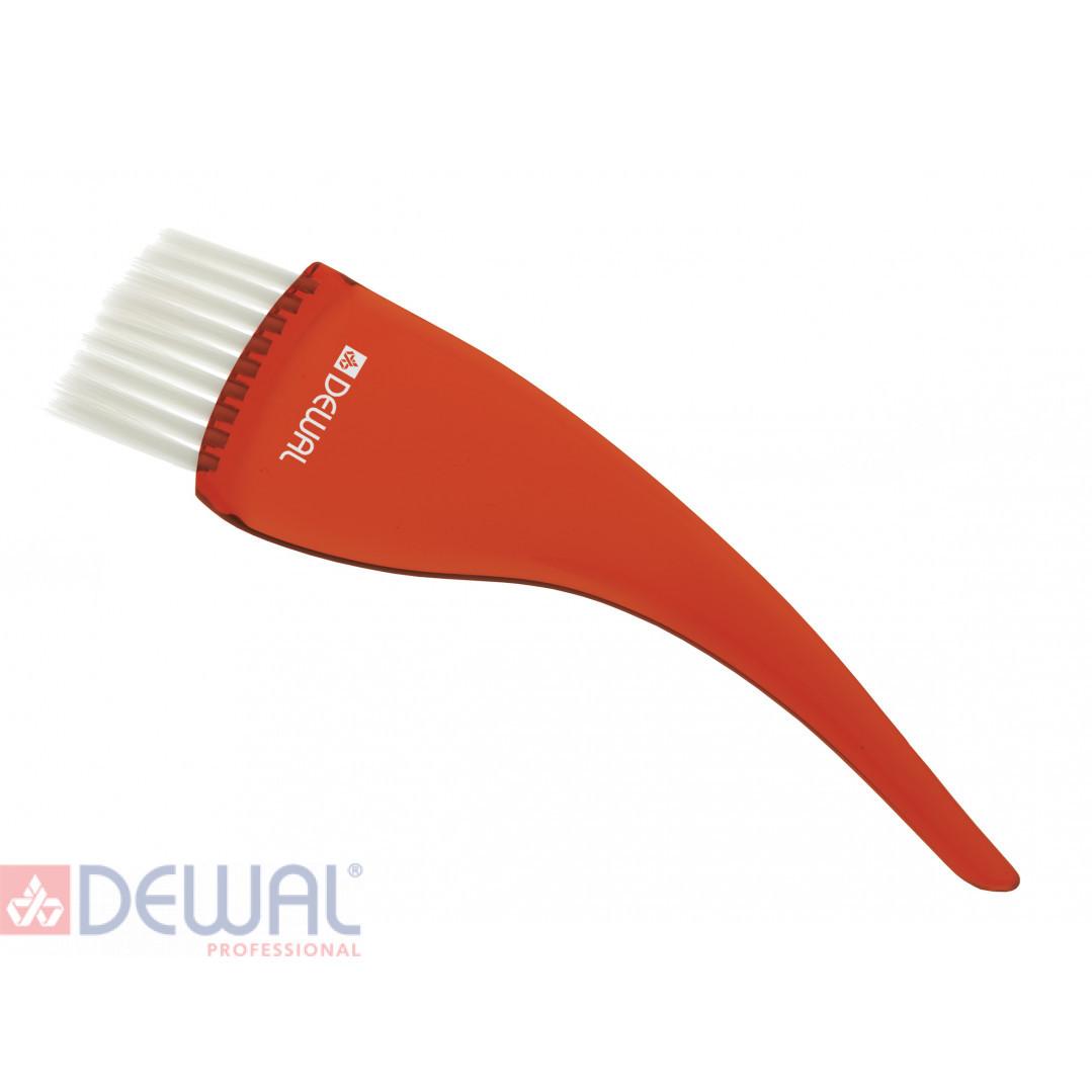 Кисть для окрашивания волос DEWAL T-13red