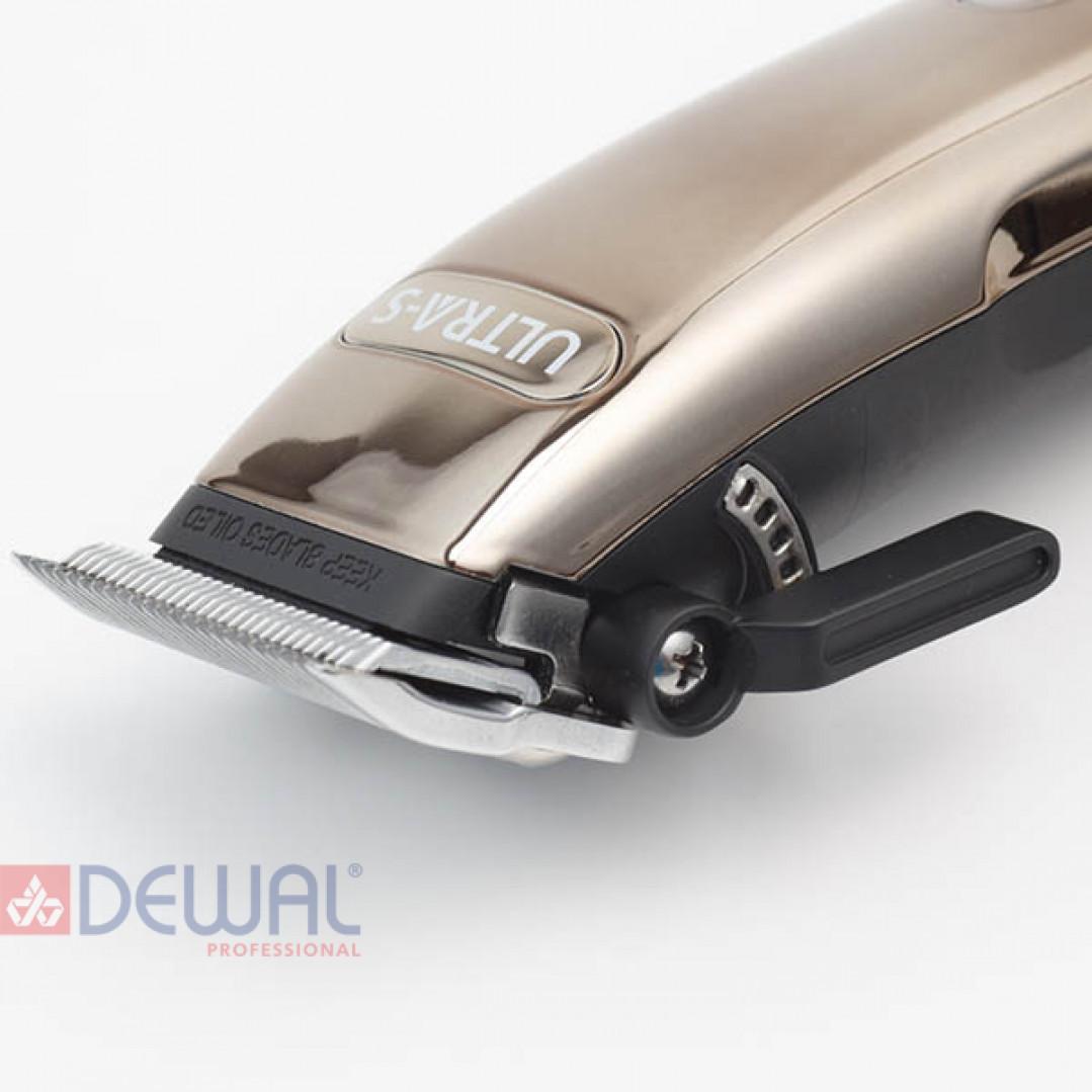 Машинка для стрижки с комбинированным питанием Dewal ULTRA-S 03-074