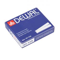 Лезвия филировочные для бритв Dewal 10 шт 03-12A