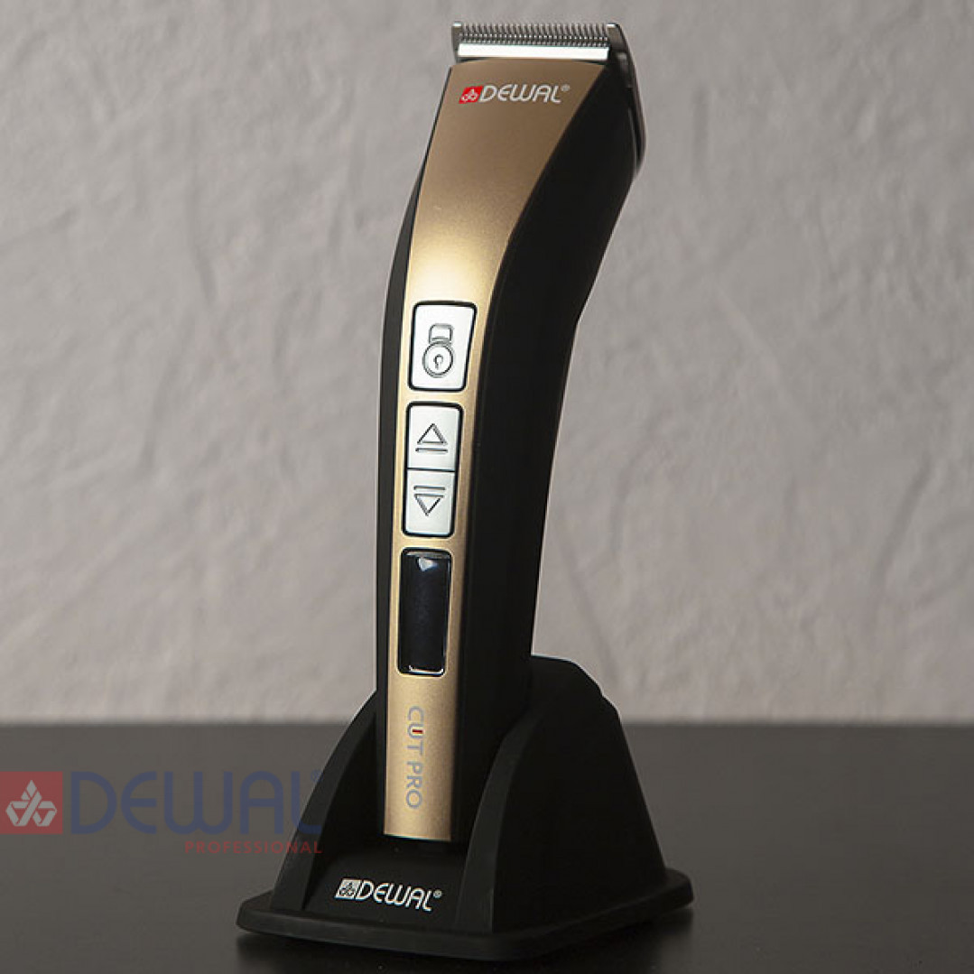 Машинка для стрижки (0,7 - 1,9 мм) CUT PRO DEWAL 03-961