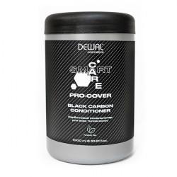 Кондиционер карбоновый для всех типов волос Dewal Smart Care Pro-Cover Black Carbon Conditioner 1000 мл DCP20505
