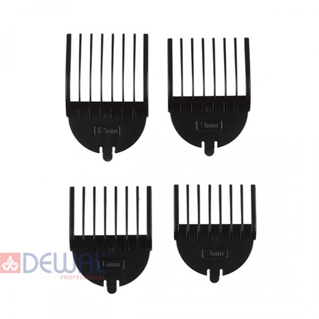Набор насадок для 03-816 (3,6,9,12 мм) DEWAL N4-816